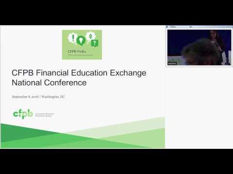 CFPB Finex National Conference