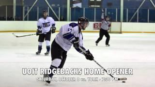 uoit ridgebacks men s hockey head coach marlin muylaert on the fan 590 with stormin norman rumack