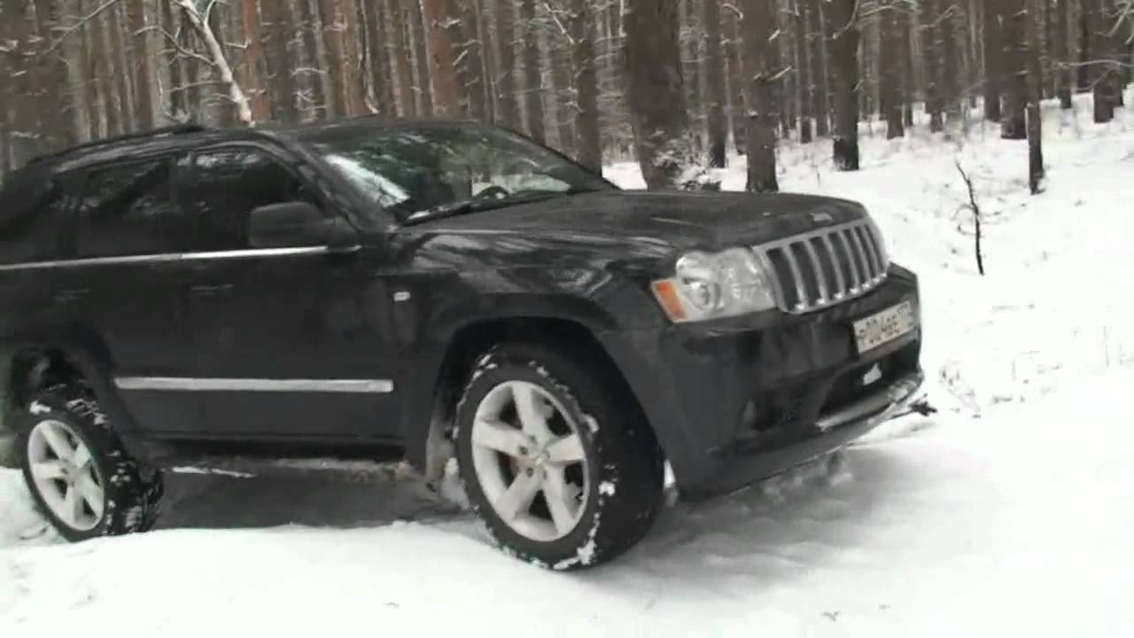 YouTube Jeep Grand Cherokee SRT8 Clone OffRoadmp4  YouTube