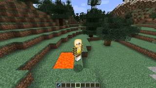 Minecraft 1.8 Default Low Fire Texture Pack