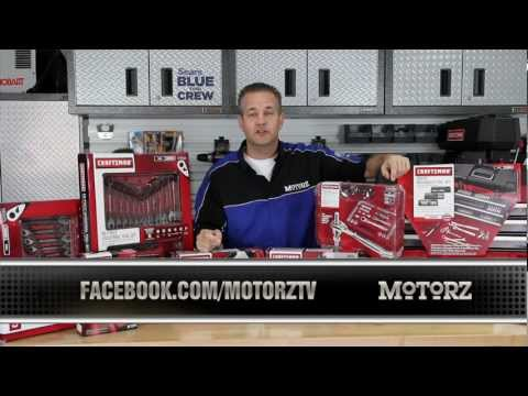Motorz TV 20112012 Giveaway  for Sears Blue Tool Crew  Craftsman
