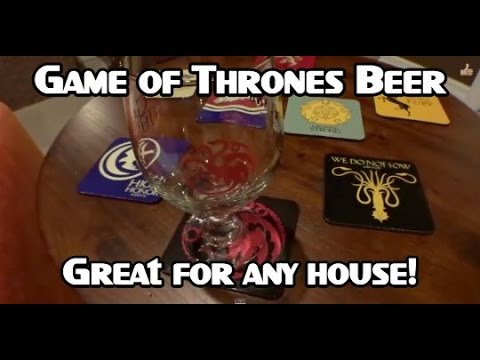 Game Of Thrones Beer: Take The Black Stout (Review)