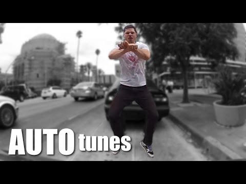 Gangnam Style  Koreatown, Los Angeles Auto Tunes w Flula