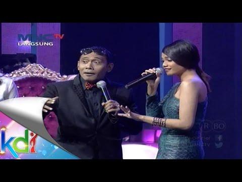 Tes Vokal dan Goyang Joel Kriwil dan Adisty - KDI Star (21/8)