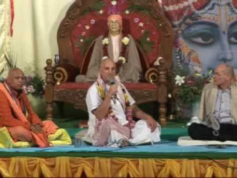 Дина-бандху Прабху вспоминает Джаянанду Прабху (2 часть)