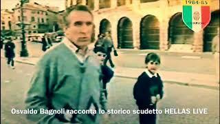 Osvaldo Bagnoli Racconta L'impresa Tricolore