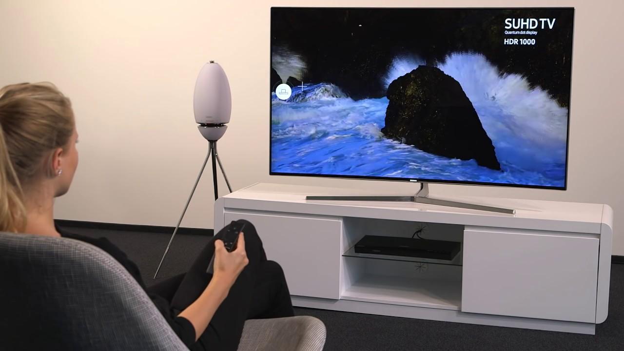 Samsung Smart Tv Externe Lautsprecher Youtube
