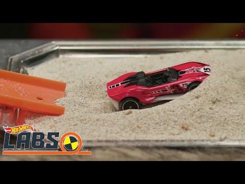 Friction | Hot Wheels Labs | Hot Wheels