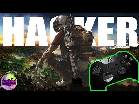 """PUBG XBOX / PS4 """"HACKER"""" - top player controller cam gameplay"""