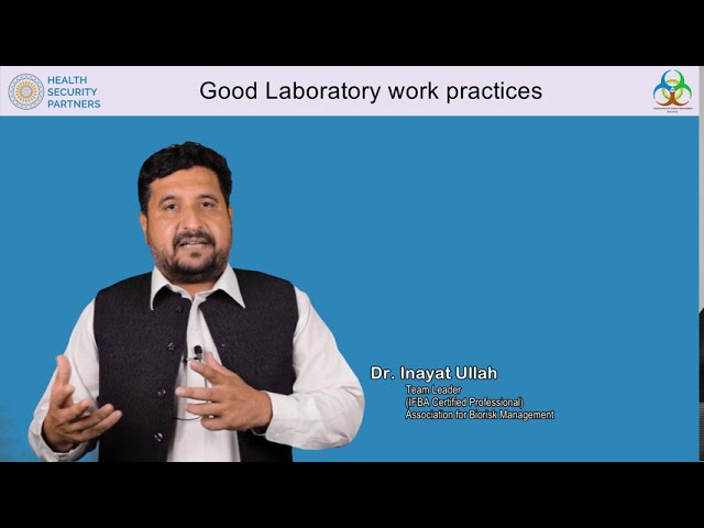 2 4  Good Lab Practices