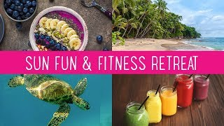 Sun Fun & Fitness Retreat with Christine // OCT 31 - NOV 6th // ONLY 2 SPOTS LEFT