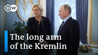 Russia's support for EU opponents | DW Documentary