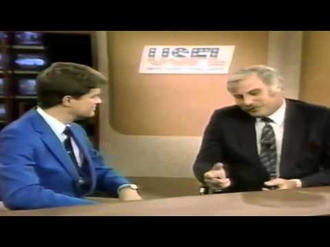 USFL Control Central 1984 - Interview with Howard Schnellenberger
