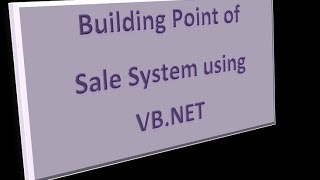Pharmacy Point of Sale and Inventory System VB.NET