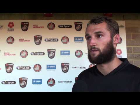 Sam Avery Interview - FC United of Manchester (H)