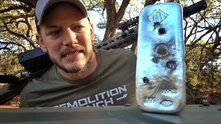 Is a Pure Silver Bar Bullet Proof???  Super Expensive!!! thumbnail