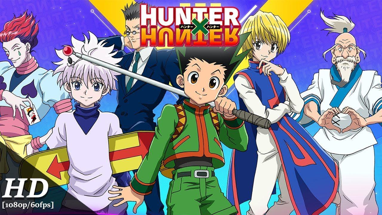 Hunter x Hunter Tell Me Instrumental (Killua Theme