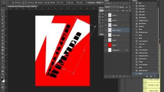 Russian Constructivism Photoshop working with Layers