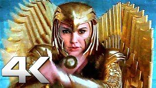 WONDER WOMAN 1984 Trailer (4K ULTRA HD) NEW 2020