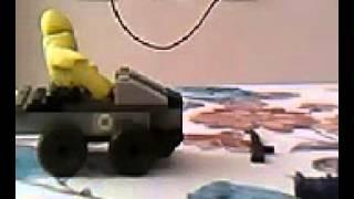 Halid zahid savaş 2 (stop mation)