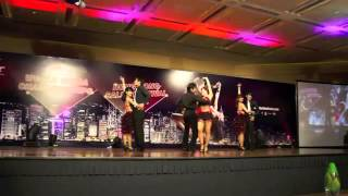 Aceki World Salsa Championship 2012 Team Semi Finals 3