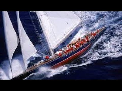 Amati America's cup 1934 Endeavour part 1