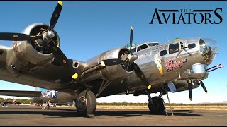 A look at the B-17 'Sentimental Journey'