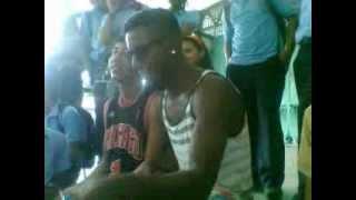 blackdemon freestyle en  apure san fernando (lilazo)