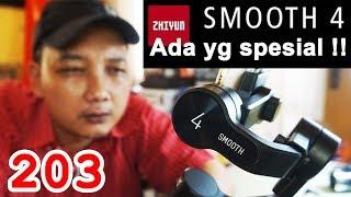 Part 2 - Zhiyun Smooth 4 Indonesia untuk Vlog atau Vlogging
