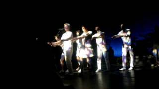 I Feel My Stuff - David Byrne on 12/03/2008 at the Grand Opera House in Wilmington Delaware