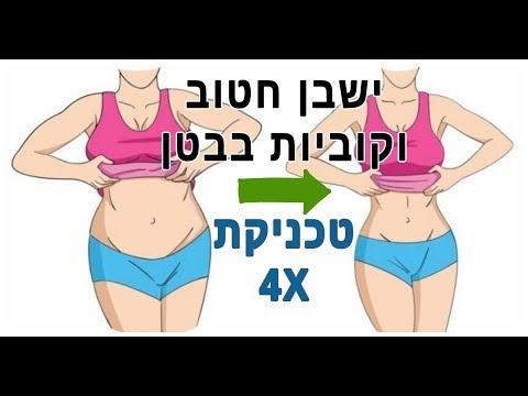 """הגרסה חדשה ! איך להוריד 2 ק""""ג שומן בפחות מ5 ימים"""