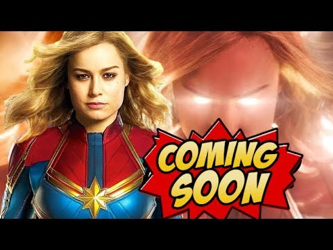 Капитан Марвел (2019) - Трейлер (Рус) - Captain Marvel (2019) - Trailere (Rus) - Coming Soon