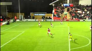 Video Fleetwood Town 2-2 Yeovil | The FA Cup 2nd Round 2/12/11 download MP3, 3GP, MP4, WEBM, AVI, FLV Juli 2018