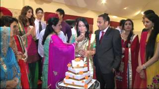 Stunning Indian Engagement Party Brisbane filmed by www.paramountvideo.com.au