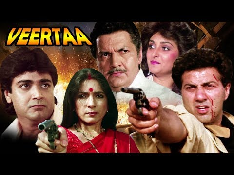 Veertaa | Showreel | Sunny Deol | Jaya Prada | Hindi Action Movie