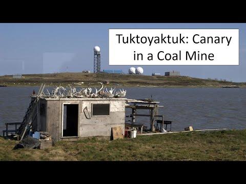 Tuktoyaktuk: Canary in the Coal Mine