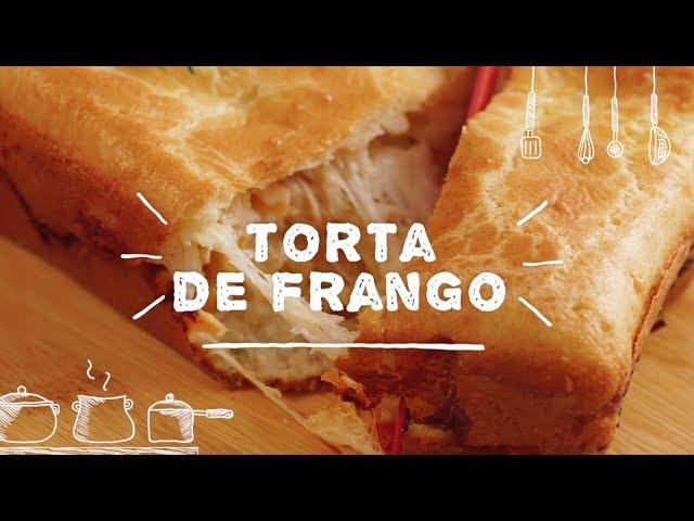 Torta de Frango - Sabor com Carinho (Tijuca Alimentos)