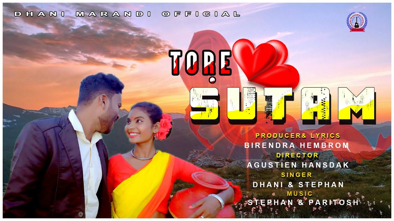 TORE SUTAM  FULL VIDEO SONG//DHANI MARANDI//STEPHAN TUDU//NEW SANTHALI VIDEO SONG 2020
