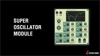 Voltage Modular Super Oscillator
