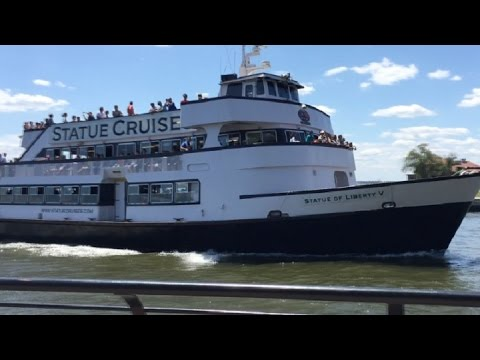 Free Ferry To The Statue Of Liberty (NOT!)