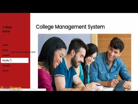 ERP on College Management System