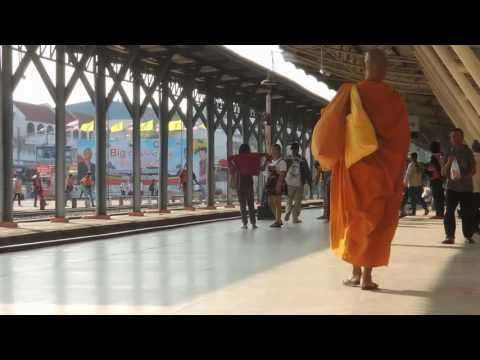 สถานีรถไฟศรีสะเกษ SISAKET RAILWAY STATION