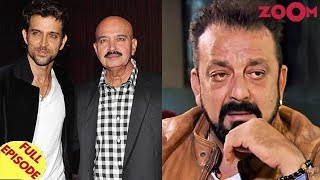 Rakesh Roshan wanted to stay out of Super 30 credits  Sanjay Dutt waits for Munna Bhai 3 and more