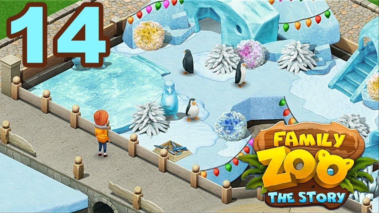 Family Zoo Spiel