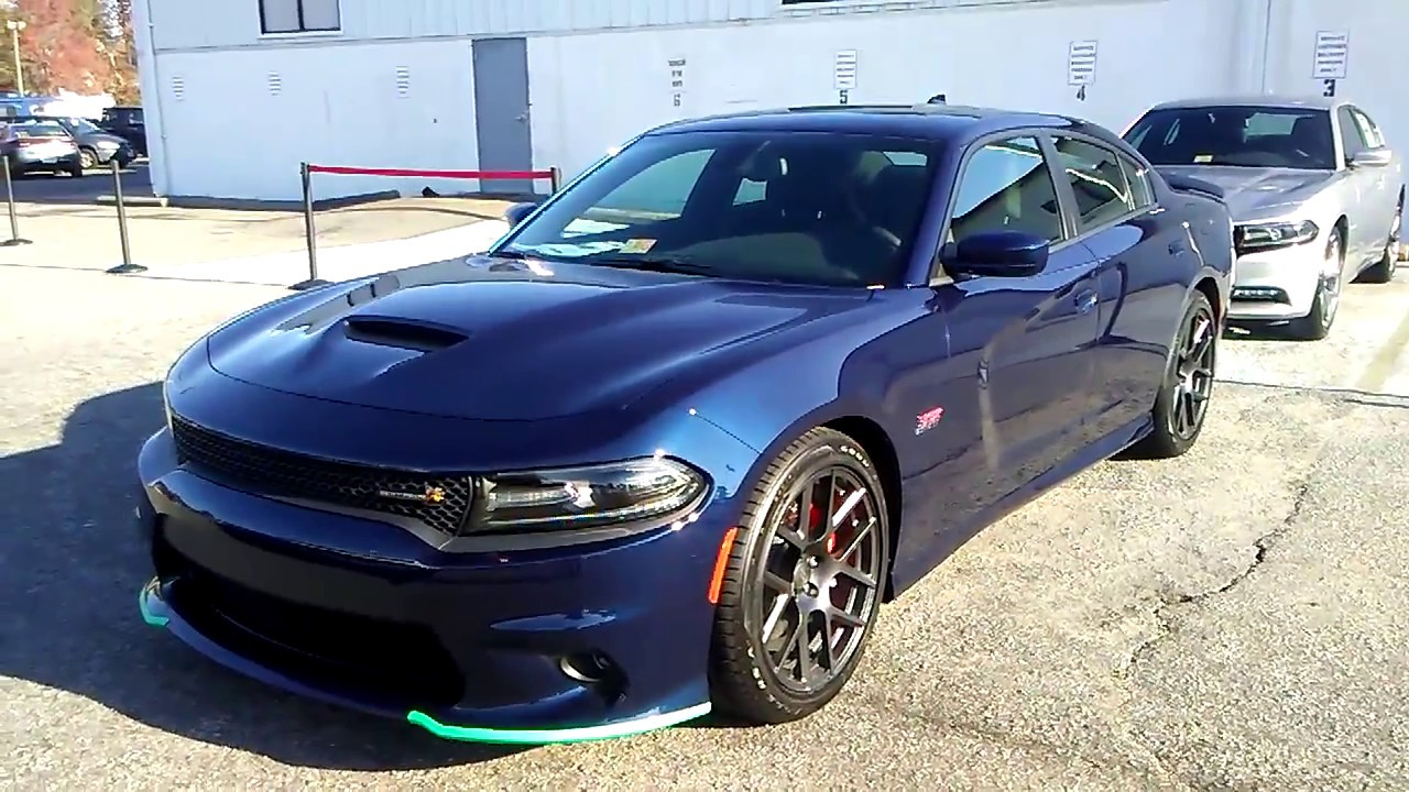 2017 dodge charger r t scatpack contusion blue youtube. Black Bedroom Furniture Sets. Home Design Ideas