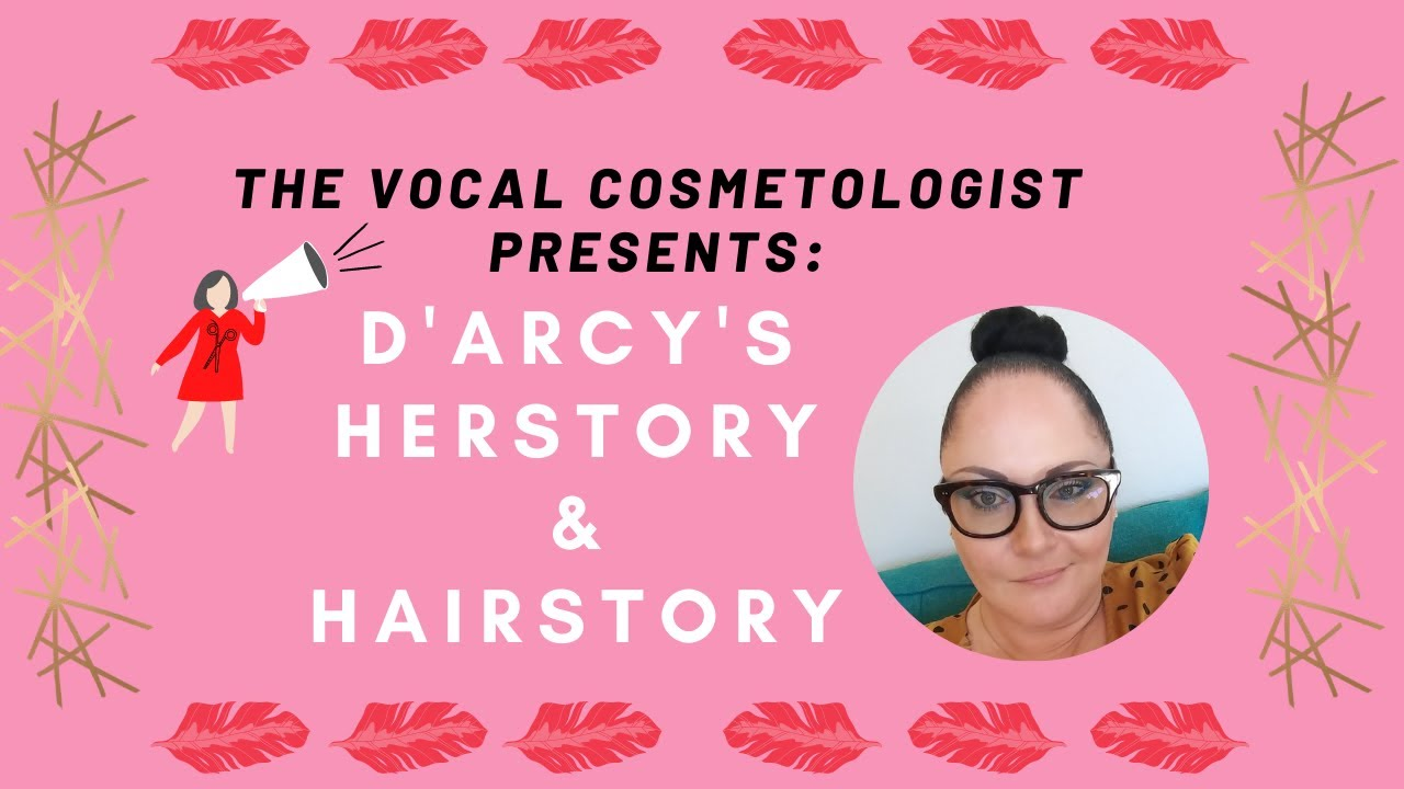 Vocal Cosmetologist Ep. 4: Learn more about D'Arcy!