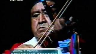 Chimango Lares y Gregorio   Carnaval de Puquio y Limpia Acequia