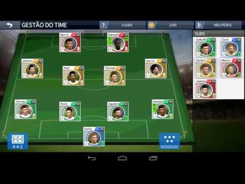 Dream league soccer 16 show de Mario Balotelli