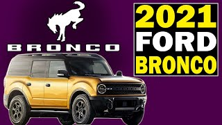 2021 Ford Bronco Reviews & Ratings | Price | Specs