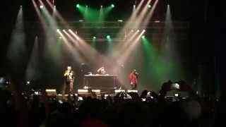 delinquent habits en el hip hop music fest vol i tres delinquentes